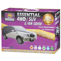 PC Procovers Essential Weatherproof Car Cover Large 4WD PC40110L