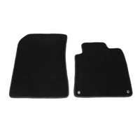 Tailor Made Floor Mats Audi A8 2009-On Custom Fit Front Pair