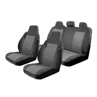 Seat Covers Mercedes CLA200 4 Door Coupe 2/2014-On 2 Rows