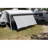 Caravan and RV Motorhome Privacy Screen 1.8m x 3.7m CPS37