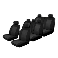 Custom Seat Covers Hyundai Santa Fe TM 4/2018-On 3 Rows