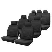 Wet n Wild Neoprene Seat Covers Honda Odyssey RC VTi-L 2/2014-On 3 Rows