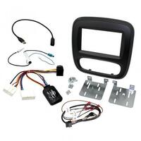 Facia Install kit Suits Renault Trafic X82 2014-On Black FP8132K