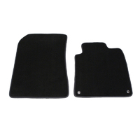 Floor Mats Kia Cerato Fastback Sedan 4/2018-On Hatch 12/2018-OnCustom Tailor Made Fit Front Pair