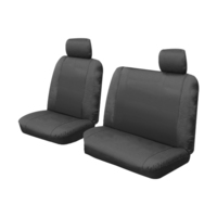 Custom Canvas Seat Covers Nissan Patrol Single Cab Ute GU DX 5/1999-On