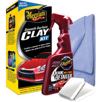 Meguiars Smooth Surface Clay Bar Kit G1120