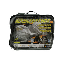 Prestige Motorcycle Bike Cover 100% Waterproof Large MCP1500