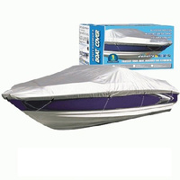 Heavy Polyester Boat Cover 6.0M To 6.7M Or 20Ft To 22Ft BCP22