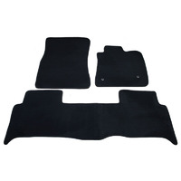Tailor Made Floor Mats Jeep Patriot 2007-On Custom Front & Rear