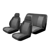 Velour Seat Covers Subaru BRZ Coupe 2/2012-On Custom 2 Rows