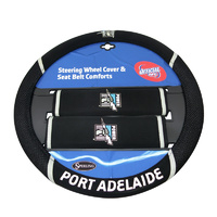 AFL Port Power Steering Wheel Cover