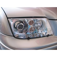 Head Light Protectors Ford Fairmont Ghia AU/1/2/3 9/1998-9/2002 F280H Headlight