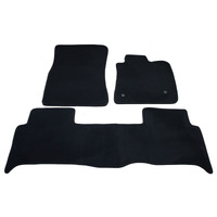Floor Mats Lexus CT 200H 2011-On Custom Tailor Made Fit Front & Rear