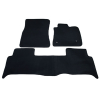 Floor Mats Honda City MY12 GM6 2014-On Custom Fit Front & Rear