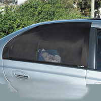 Window Sox Pair Dodge Caliber Wagon 8/2006-On WS16187