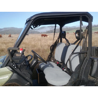 Canvas UTV Seat Covers Honda Pioneer 1000-3 (Bench Seat) H861Q