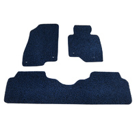 Custom Floor Mats Mazda 3 2/2014-On Front & Rear Rubber Composite PVC Coil