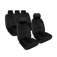 Getaway Neoprene Seat Covers Jeep Grand Cherokee (WK) Laredo/Limited/Overland 2011-On Waterproof