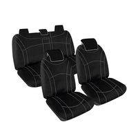 Getaway Neoprene Seat Covers Subaru Impreza (G5) 2.0I/2.0I-L/2.0I-S/2.0I-Premium Hatch 2016-On Waterproof