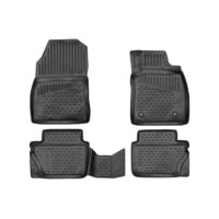 3D Rubber Floor Mats Ford Fiesta 2015-On 4 Piece EXP.ELEMENT3D01568210k
