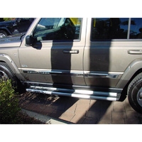 Side Steps Jeep Commander XH 5/2006-On Stepboards